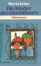 Cover: Die Kinder des Glasbläsers 3522125800