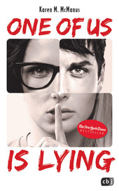 Cover: One of us is lying 9783570165126