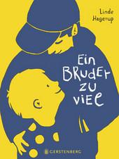 Cover: Ein Bruder zu viel 9783836956789