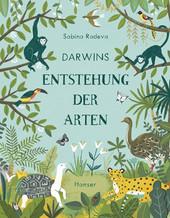 Cover: Darwins Entstehung der Arten 9783446262317