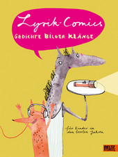 Cover: Lyrik-Comics 9783407754615