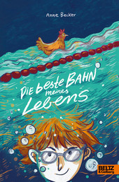 Cover: Die beste Bahn meines Lebens 9783407754578