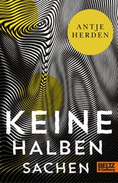 Cover: Keine halben Sachen 9783407812483