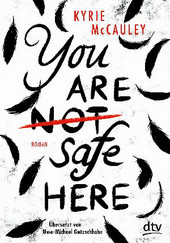 Cover: You are (not) safe here 9783423740555