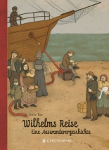 Cover: Wilhelms Reise 9783836954099