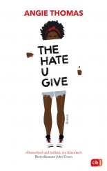 Cover: The Hate U Give 9783570164822