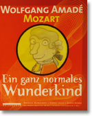 Cover: Wolfgang Amadé Mozart 9783854931232